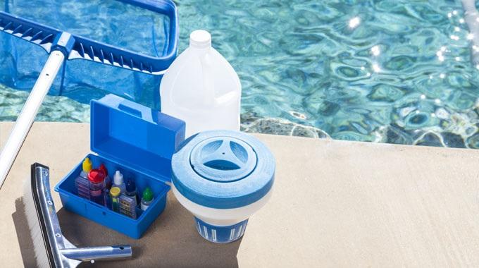 Accessori pulizia piscina