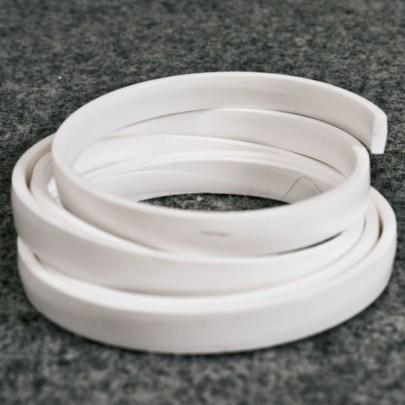 Fettuccia in PVC per aggancio liner - Rotolo 50 m.