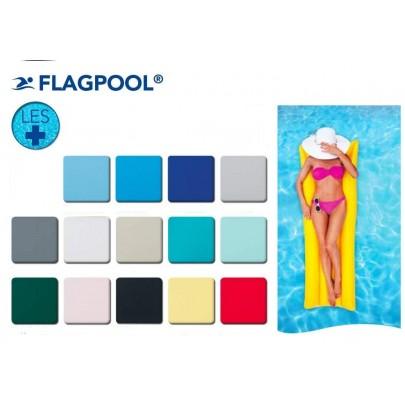 Rivestimento FLAGPOOL UNICOLOR. H 1.65 x 25 mt - mq 41.25