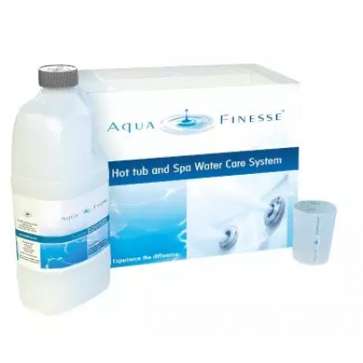 Pack Aquafinesse Spa Tablet