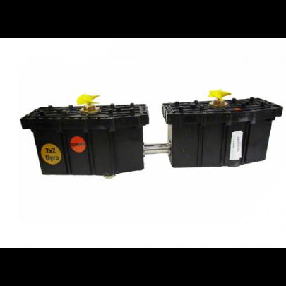 Box Motore con Centralina Ricambio Originale per Robot Piscina - 9995341RD-EX.
