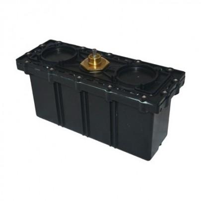 Box Motore con Centralina Ricambio Originale per Robot Piscina - RCX97490.