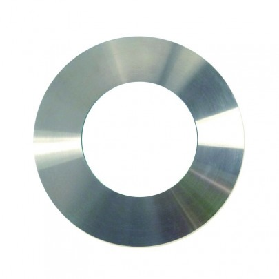 Cornice in ACCIAIO INOX 316 per Proiettori CHROMA.