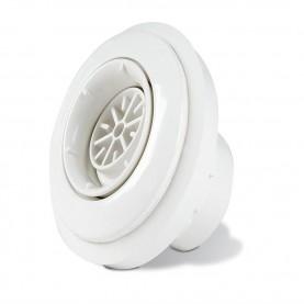 Bocchetta In ABS Con Diffusore a Sfera per Pannello o Cemento con rivestimento in PVC o Piastrelle.