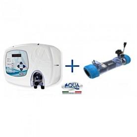 Sterilizzazione a Sale AQUASALT+ STANDARD - 150-200MC - Senza Cella.