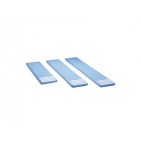 Tavole per trampolini (colore azzurro)