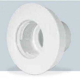 Bocchetta In ABS senza diffusore a Sfera per Pannello o Cemento - Con Rivestimento in PVC o Piastrelle.
