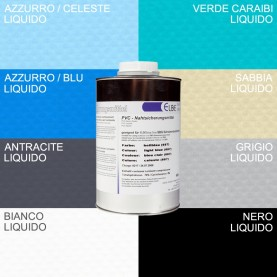 Liner ELBTAL in PVC liquido