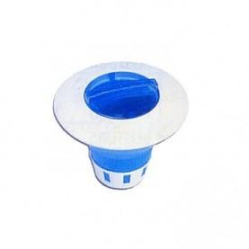 Dosatore di cloro galleggiante