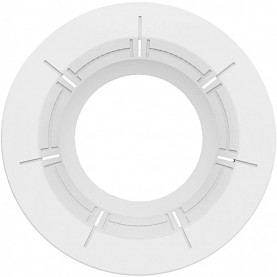 Cornice in ABS Bianca per Proiettori CHROMA.