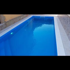Bordo piscina classico dritto 60x30 cm
