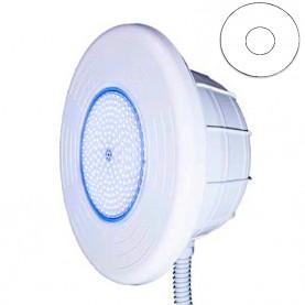 Faro LED Ø 320 mm BIANCO con Nicchia in ABS per piscina con rivestimento in PVC.