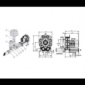 Accessori complementari per turbosoffianti
