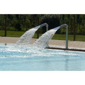 Gioco d'acqua Cigno Luxe ( Piatta - Circolare - 6 uscite )