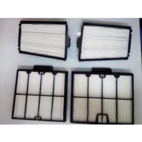 4 Cartucce Filtro Gradazione Ultra Fine 30 Micron per Robot Piscina