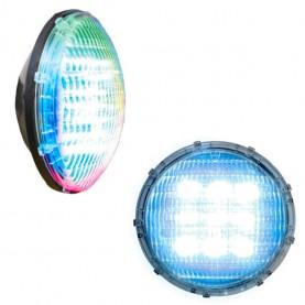 Lampade a LED EOLIA Calda - Fredda - RGB .