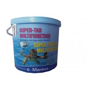 Multifunzione Super - Tab da Kg 5 - Pastiglie da 250 g -  Mareva.