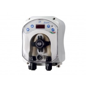 Pompa dosatrice peristaltica SIMPOOL pH.