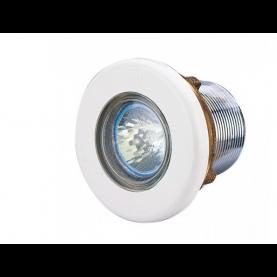 Proiettore Mini con lampada Alogena alluminizzata GX-5.3 50W 12V AC.