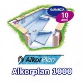 Rivestimento Liner Alkorplan 1000 in PVC.