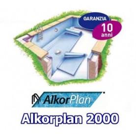 Rivestimento Liner Alkorplan 2000 in PVC.