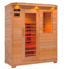 Sauna Red 3 posti - Sauna a Infrarossi.
