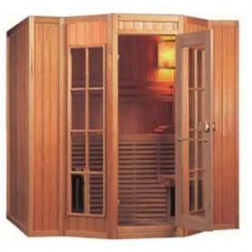 Sauna Finlandese Modello Eleonora.