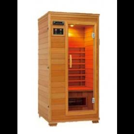 Sauna Red 1 posto - Sauna a Infrarossi.
