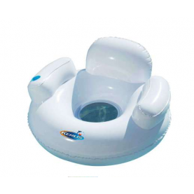 Sige Hamac - Poltrona per piscina galleggiante con seduta amaca