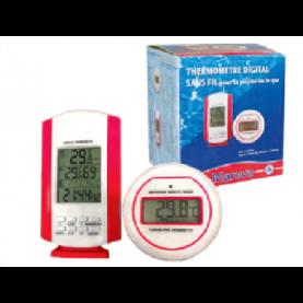 Termometro digitale con sonda.