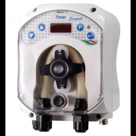 Pompa dosatrice peristaltica SIMPOOL TIMER 3 l/h .