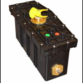 Box Motore con Centralina Ricambio Originale per Robot Piscina - 9995332RD-EX.
